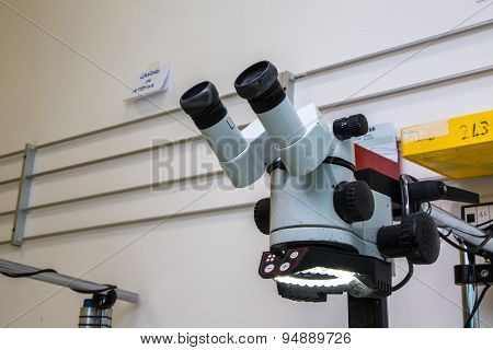 Optical Instruments Of Control