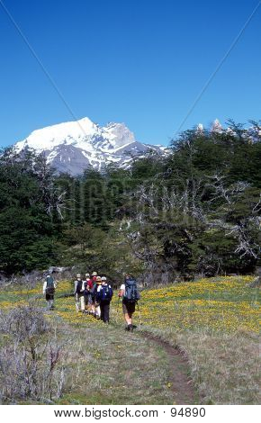 Hiking In Patagonia