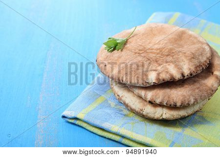 Fresh Pitta Bread