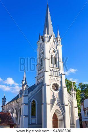 Protestant church in Grodno