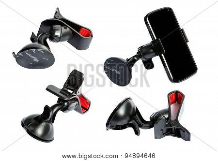 Car cellphone holder