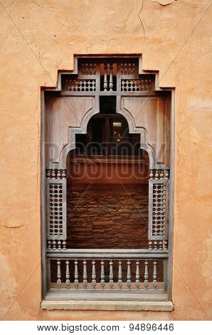 Agadir Medina Window