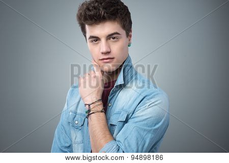 Attractive Flirty Boy