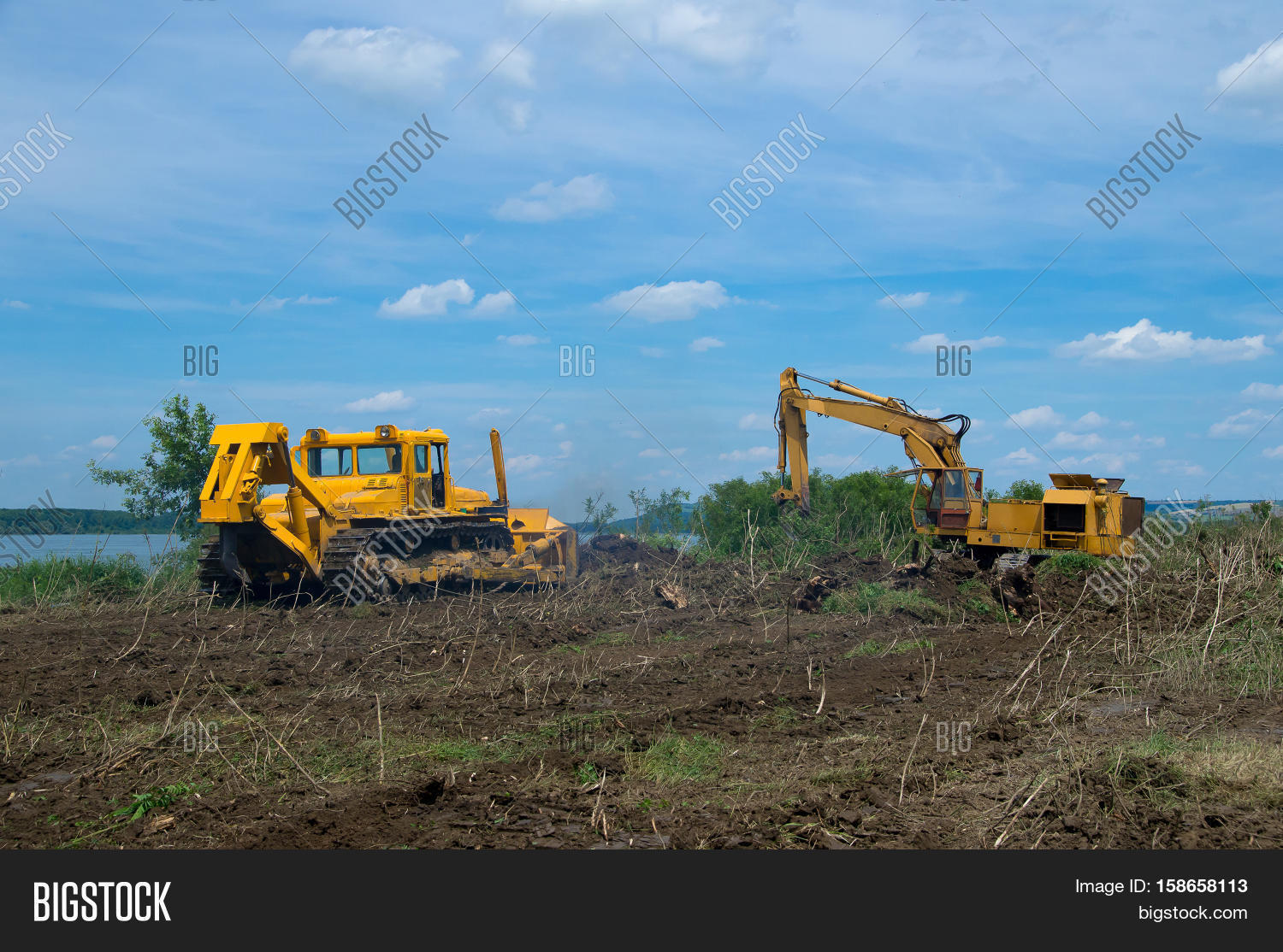 clear forest lands Clearcutting, clearfelling or clearcut logging is a forestry/logging practice in which  most or all trees in an area are  land for living and agricultural purposes the  forest is first clear cut, and the remaining material is burned one of the driving.