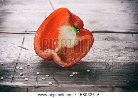 Sweet Red Bell Pepper