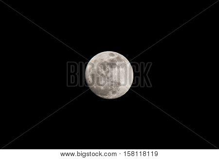 Moon In The Sky.