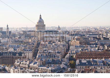 View Of Paris. France