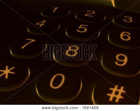 Telephone Keyboard