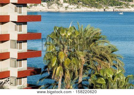Luxury Hotel in the City of Palma de Majorca Spain