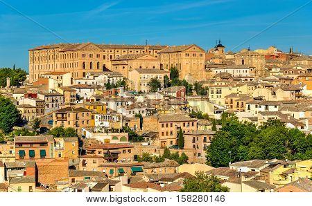 Seminario Conciliar de San Ildefonso in Toledo - Spain