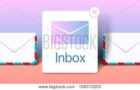 Inbox Communication Notification E-mail Mail