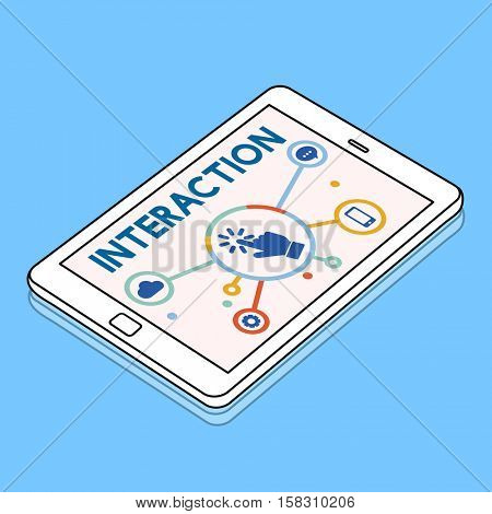 Interaction Connection Community Social Network