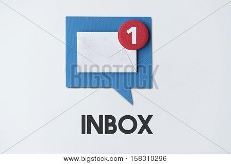 Email Alert Popup Reminder Symbol