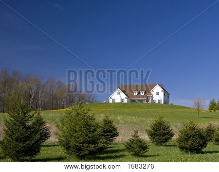 Country House On The Hill