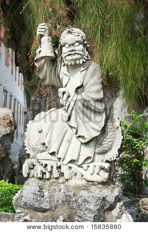 Chinese Stone Sculptures