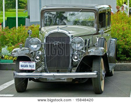 Vintage car Buick