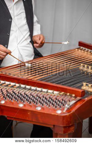 Dulcimer Musical Instrument