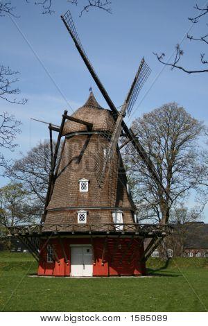 Windmill, Kastellet, Copenhagen