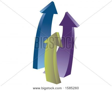 Upward Arrows