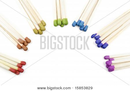 Many Colored Matches