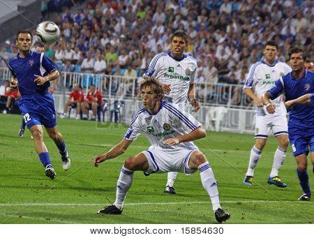 Denys Garmash Of Dynamo Kyiv