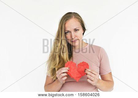 Broken Heart Sadness Pain