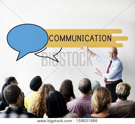 Discussion Communication Advice Negotiation Concept
