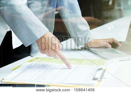 Business Situation Concept Idea.