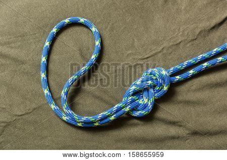 Figure-eight Loop (flemish Loop).
