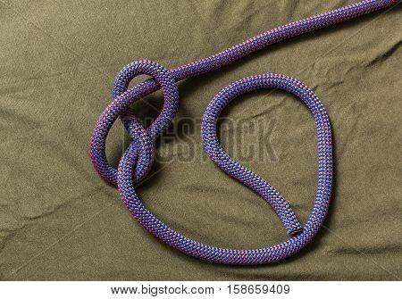 Figure-eight Knot (savoy Knot).