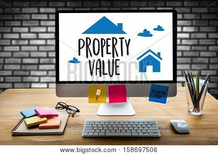 Property Value , Businessman Property Value , Real Estate Property Value , How Much Is Your Property