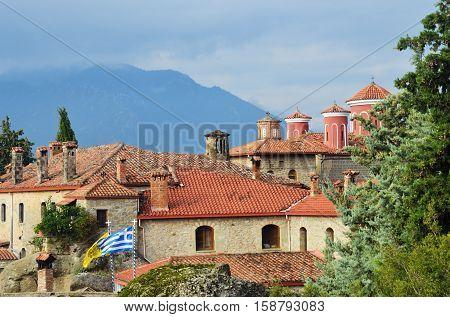 Saint Stephen Holy Monastery, Meteora, Greece