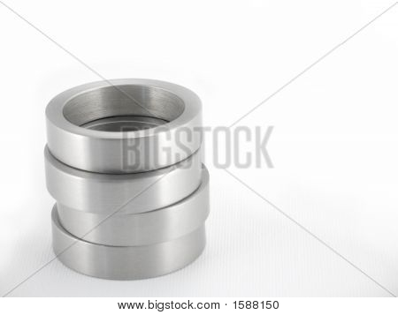 Stack Metal Rings