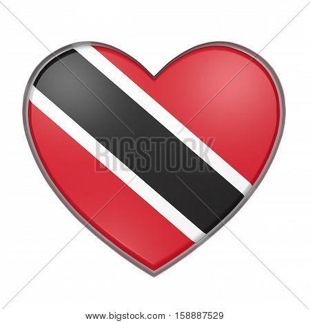 Trinidad And Tobago Heart