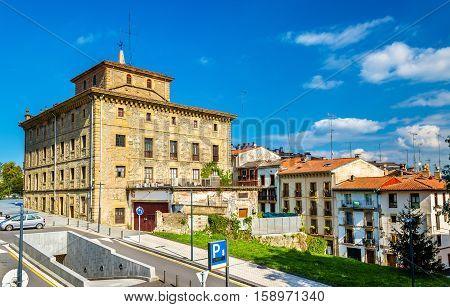 The city hall of Irun - Spain, Basque Country