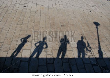 Shadows Of Men And  Women