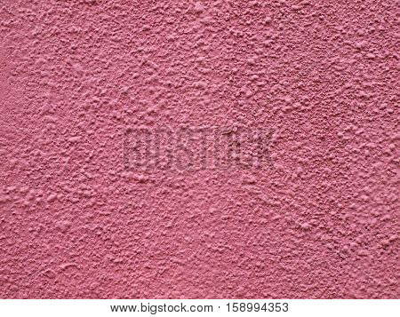 pink old wall texture for background usage