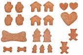 Collection Of Shaped Cookies