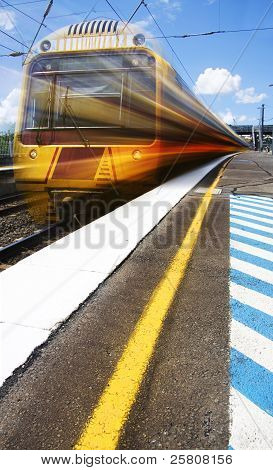 Loco Motion Train