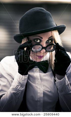 Undercover Secret Agent