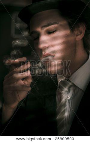 Sixties Vintage Detective