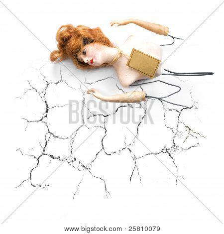 Cracked And Broken