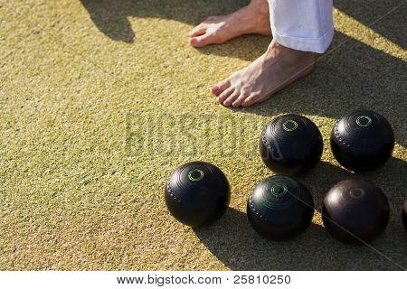 Barefoot Bowling