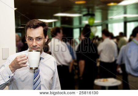 Conference Coffee Break