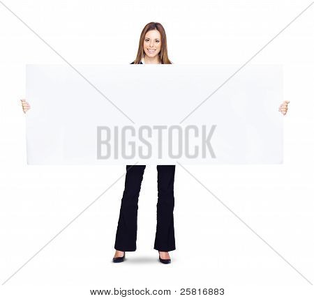 Huge Advertising Billboard With Massive Marketing Space