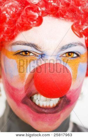 Red Clown Rage