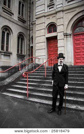 Vintage Sinister Man