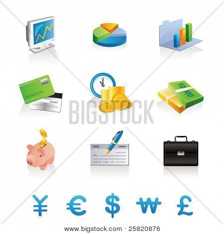 Finance & Money Icon