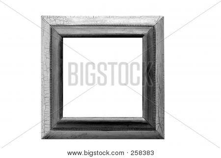 Narrow Rustic Frame B/w
