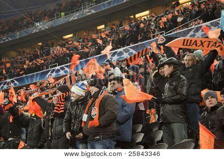 Fans Of Shakhtar